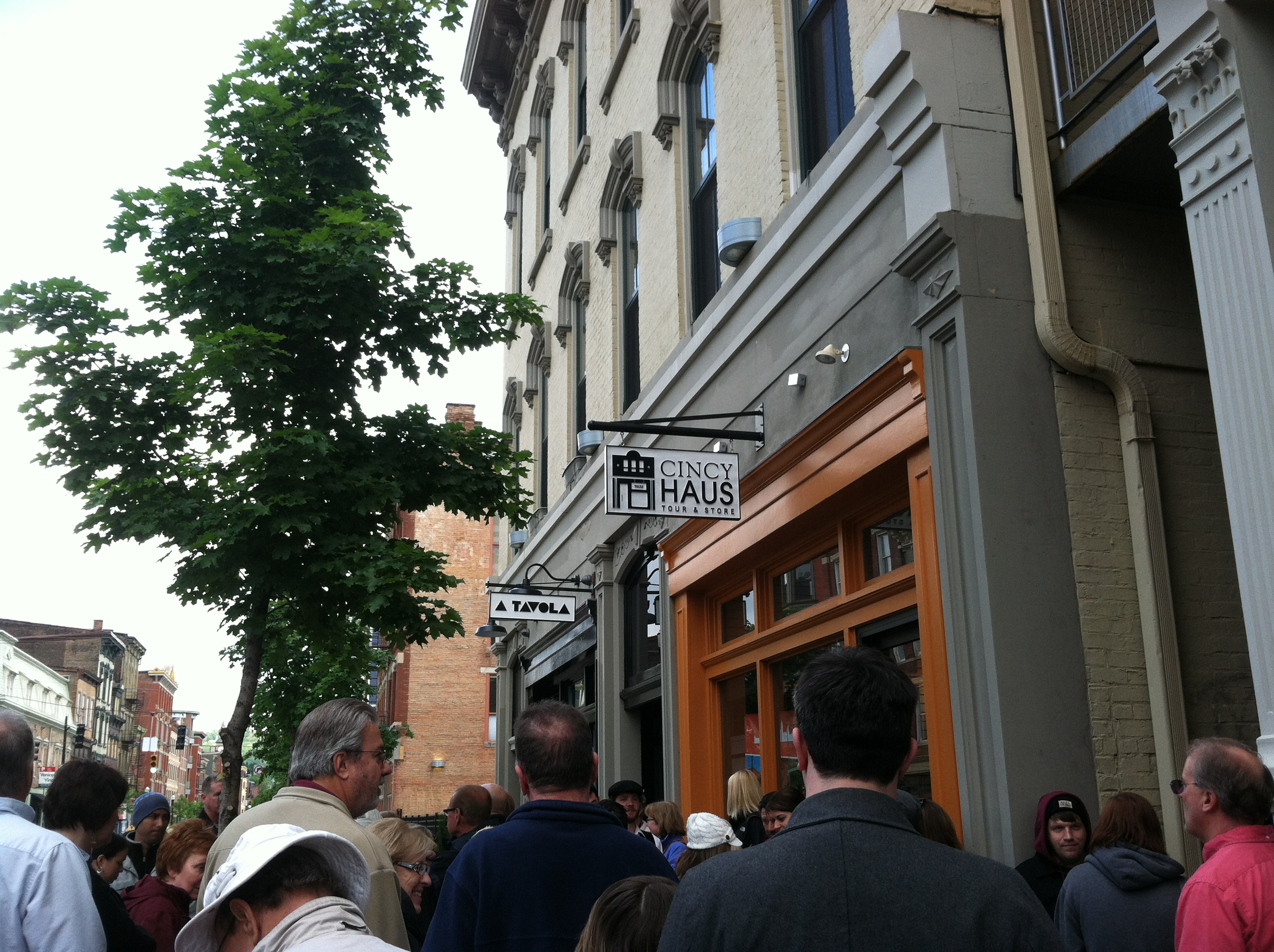 Queen City Underground Bosses Breweries And Burials Walking Tour